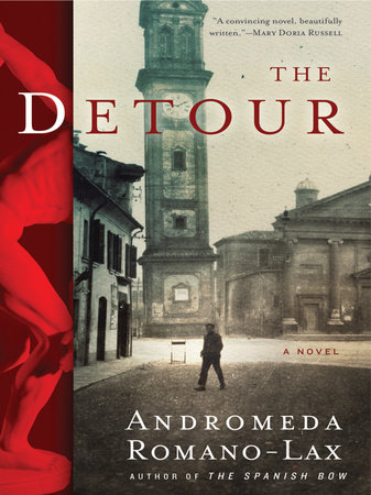 The Detour by Andromeda Romano-Lax