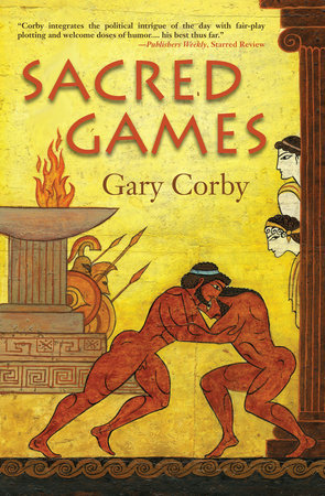 Sacred Games by Gary Corby