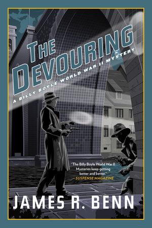 The Devouring by James R. Benn