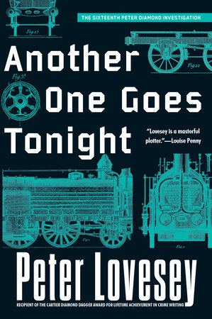 Another One Goes Tonight by Peter Lovesey