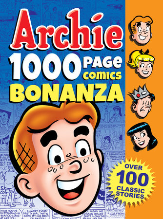 Archie 1000 Page Comics Bonanza by Archie Superstars