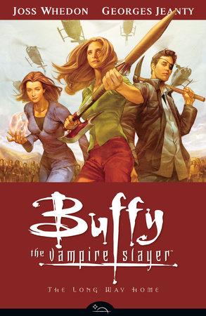 Buffy Season Eight Volume 1: The Long Way Home