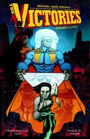 The Victories Volume 2: Transhuman