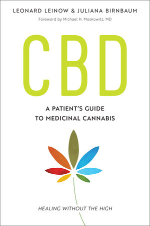 The cover of the book CBD