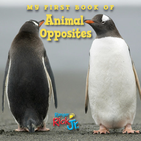 My First Book of Animal Opposites (National Wildlife Federation)