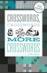 Crosswords, Crosswords & More Crosswords