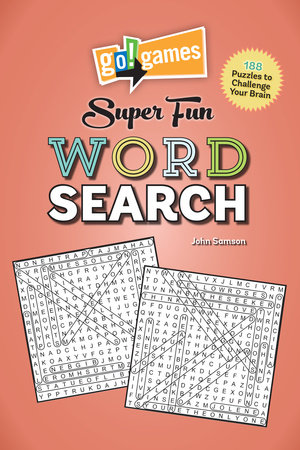 Go!Games Super Fun Word Search