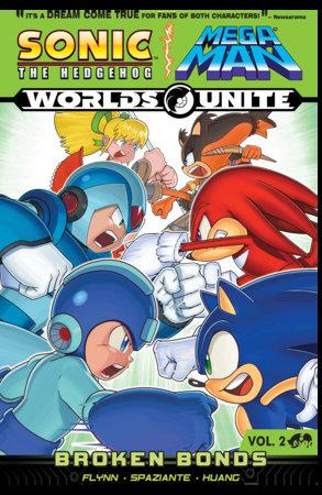 Sonic / Mega Man: Worlds Unite 2 by Sonic/Mega Man Scribes
