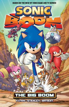 Sonic Boom Vol. 1