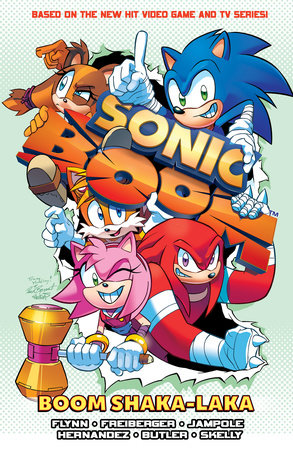 Sonic Boom Vol. 2 by Sonic Scribes