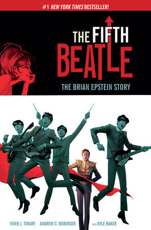 The Fifth Beatle: The Brian Epstein Story by Vivek Tiwary