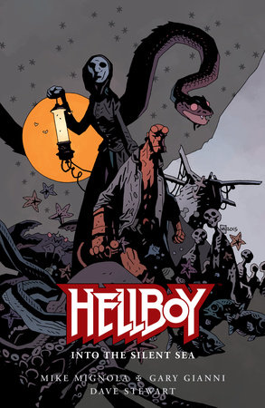 Hellboy: Into the Silent Sea by Mike Mignola