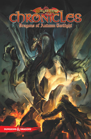 The cover of the book Dragonlance Chronicles Volume 1: Dragons of Autumn Twilight