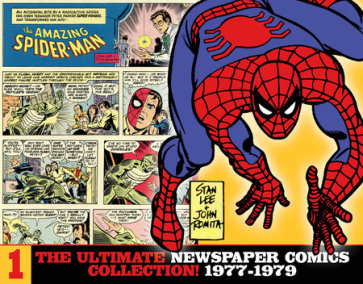 The Amazing Spider-Man: The Ultimate Newspaper Comics Collection Volume 1 (1977- 1978)
