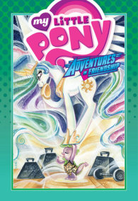 My Little Pony: Adventures in Friendship Volume 3