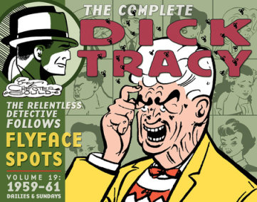 Complete Chester Gould's Dick Tracy Volume 19