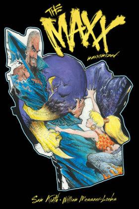 The Maxx: Maxximized Volume 5