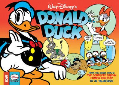 Walt Disney's Donald Duck: The Sunday Newspaper Comics Volume 1