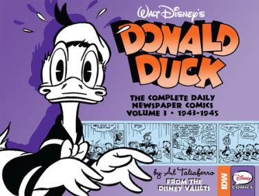 Walt Disney's Donald Duck: The Daily Newspaper Comics Volume 3