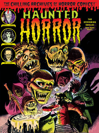 Haunted Horror: The Screaming Skulls! and Much More
