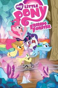 My Little Pony: Friends Forever Volume 8