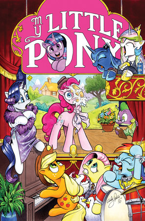 My Little Pony: Friendship is Magic Volume 12 by Ted Anderson, James Asmus and Jeremy Whitley