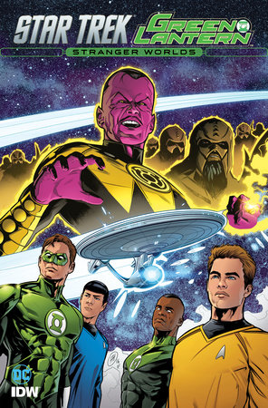 Star Trek/Green Lantern, Vol. 2: Stranger Worlds