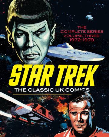 Star Trek: The Classic UK Comics Volume 3