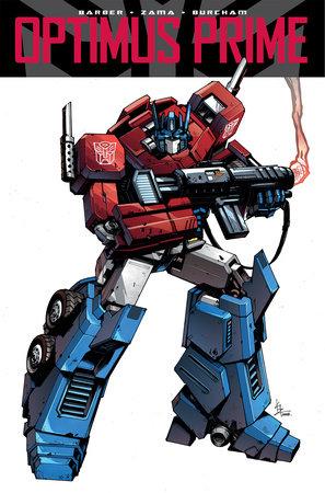 Transformers: Optimus Prime, Vol. 1