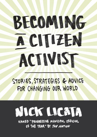 Becoming a Citizen Activist by Nick Licata