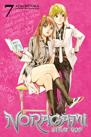Noragami: Stray God 7
