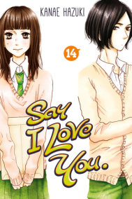 Say I Love You. 14