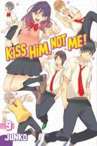 Kiss Him, Not Me 9