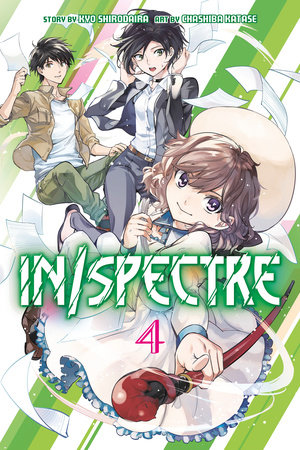 In/Spectre 4 by Chashiba Katase