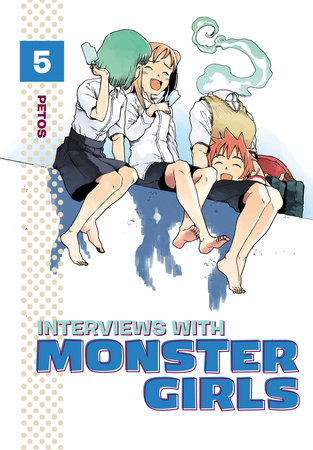 Interviews with Monster Girls 5 by Petos