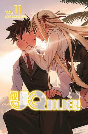 UQ Holder 11