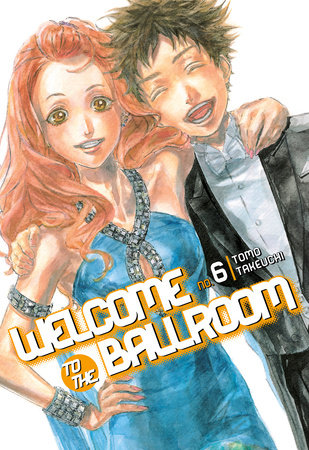 Welcome to the Ballroom 6 by Tomo Takeuchi