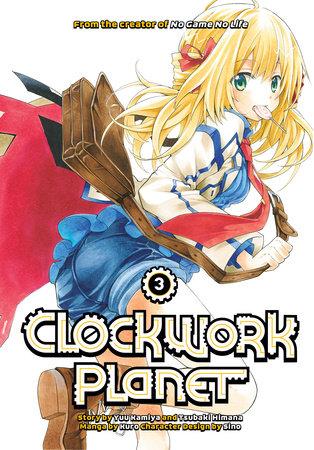 Clockwork Planet 3