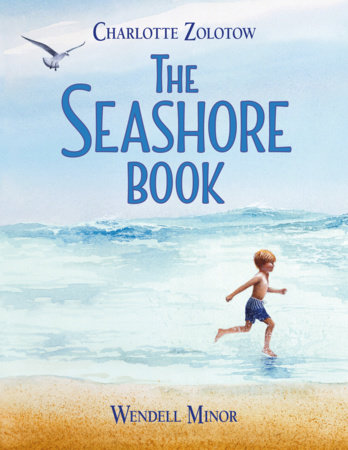The Seashore Book by Charlotte Zolotow