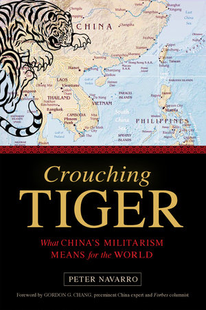 The cover of the book Crouching Tiger