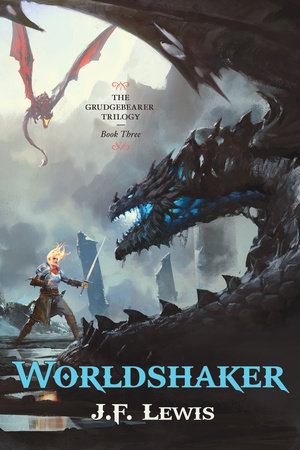 Worldshaker by J.F. Lewis