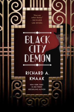 Black City Demon by Richard A. Knaak