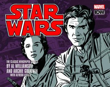 Star Wars: The Classic Newspaper Comics Vol. 2