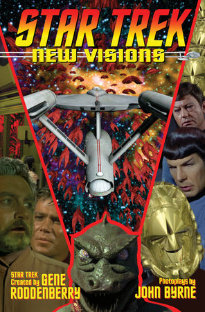 Star Trek: New Visions Volume 5