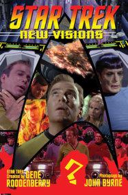 Star Trek: New Visions Volume 6