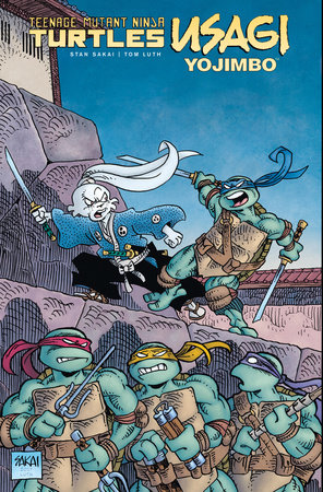Teenage Mutant Ninja Turtles/Usagi Yojimbo