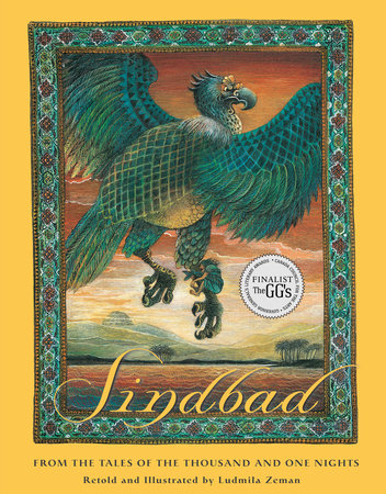 Sindbad (English) by