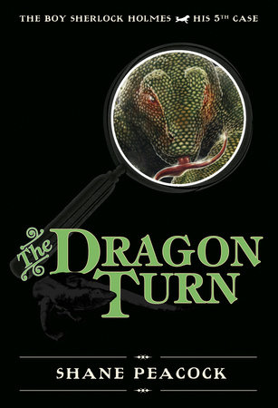 The Dragon Turn by Shane Peacock
