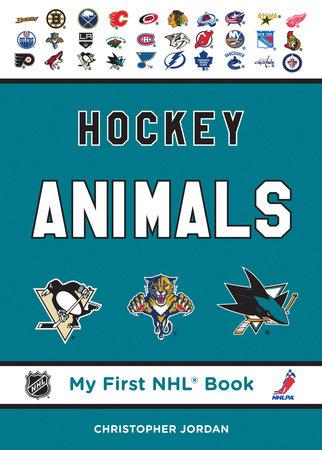 Hockey Animals by Christopher Jordan
