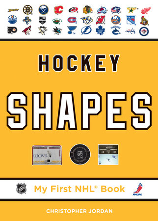 Hockey Shapes by Christopher Jordan